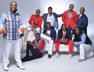 The Commodores featuring Thomas McClary