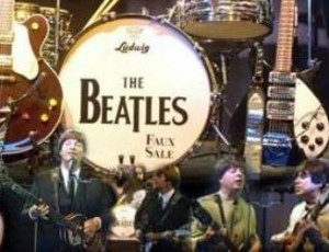 Beatles Tribute | Beatles Faux Sale