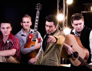 MILLION DOLLAR REUNION | The music of the Million Dollar Quartet