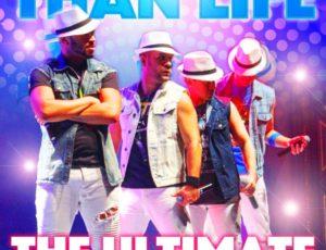 Larger Than Life   The Ulitmate Boyband Tribute