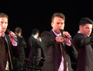 SHADES OF BUBLE | A Three Man Tribute to Michael Buble