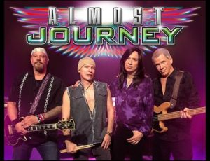 ALMOST JOURNEY | JOURNEY TRIBUTE